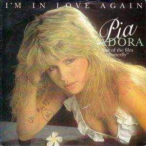 Cover - Pia Zadora: I'm In Love Again