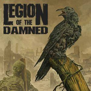 Cover - Legion Of The Damned: Ravenous Plague