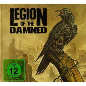 Legion Of The Damned: Ravenous Plague (CD + DVD) - Bild 2