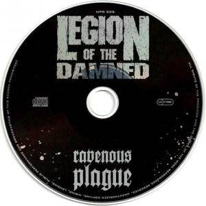 Legion Of The Damned: Ravenous Plague (CD + DVD) - Bild 4