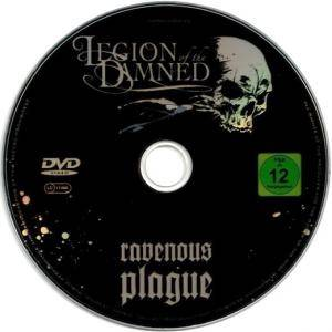 Legion Of The Damned: Ravenous Plague (CD + DVD) - Bild 5