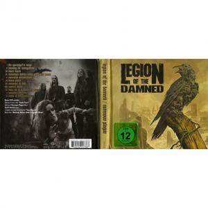 Legion Of The Damned: Ravenous Plague (CD + DVD) - Bild 6