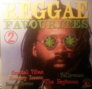 Cover - Crucial Vibes: Reggae Favourites 2