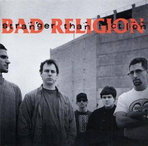 Bad Religion: Stranger Than Fiction (CD) - Bild 1