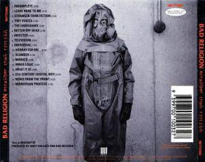 Bad Religion: Stranger Than Fiction (CD) - Bild 3