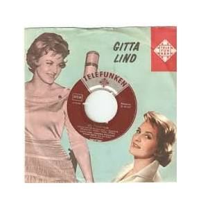 Cover - Gitta Lind & Christa Williams: My Happiness