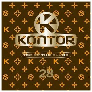 Kontor - Top Of The Clubs Vol. 28 - Cover