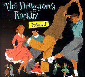 Cover - Lane Brothers: Drugstore's Rockin' Volume 2, The