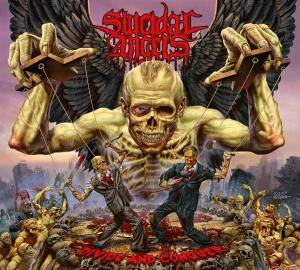 Suicidal Angels: Divide And Conquer (CD) - Bild 1
