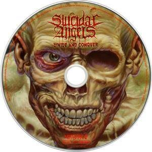 Suicidal Angels: Divide And Conquer (CD) - Bild 7