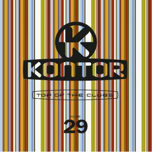 Kontor - Top Of The Clubs Vol. 29 - Cover