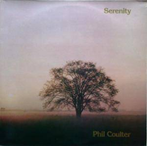 Phil Coulter: Serenity - Cover