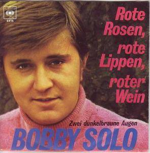 Rote Rosen Rote Lippen Roter Wein