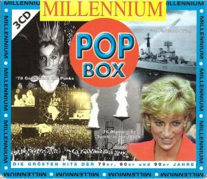 Cover - Whitesnake: Millennium Pop Box