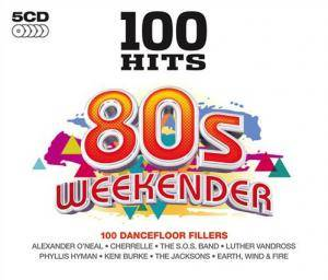 Cover - Billy Griffin: 100 Hits 80s Weekender
