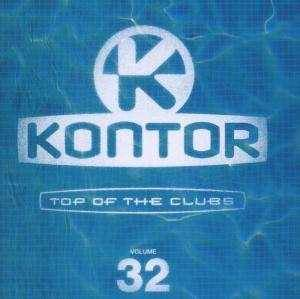 Cover - Francesco Diaz & Young Rebels: Kontor - Top Of The Clubs Vol. 32
