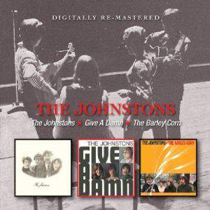 Cover - Johnstons, The: Johnstons / Give A Damn / The Barley Corn, The