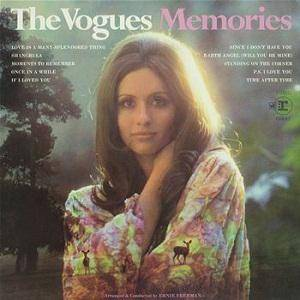 Cover - Vogues, The: Memories