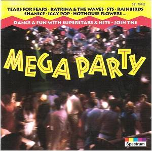 Mega Party - Cover