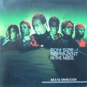 Cover - Roni Size / Reprazent: In The Mode (Promo)