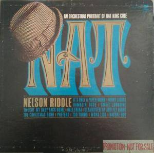 Cover - Nelson Riddle: Nat: An Orchestral Portrait Of Nat King Cole