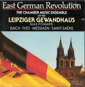 Chamber Music Ensemble Of The Leipziger Gewandhaus, The - Cover