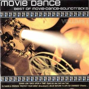 Movie Dance - Best Of Movie-Dance-Soundtracks Vol.1 - Cover