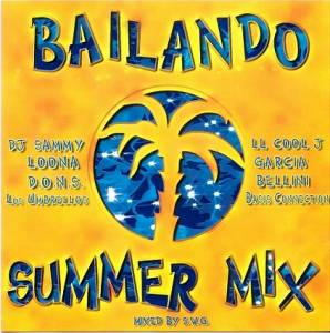 Cover - Resistance D Feat. Sophia Sands: Bailando Summer Mix