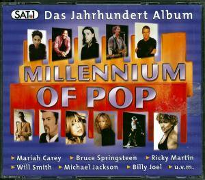 Cover - Wham! Feat. George Michael: Millennium Of Pop - Das Jahrhundert Album