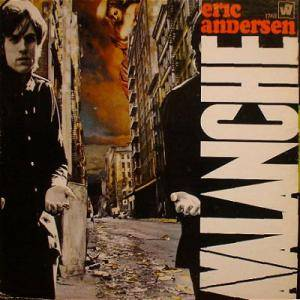 Cover - Eric Andersen: Avalanche