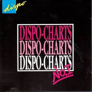 Cover - Mystics, The: Dispo-Charts No.1