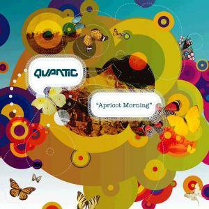 Cover - Quantic: Apricot Morning