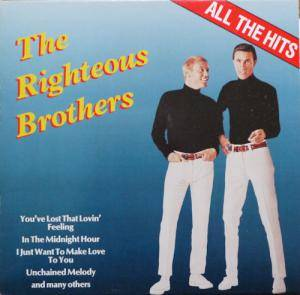The Righteous Brothers: All The Hits (LP) - Bild 1