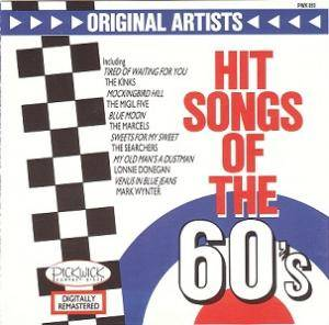 Hit Songs Of The 60's - Cover