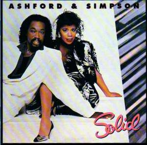 Ashford & Simpson: Solid - Cover
