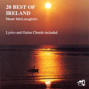 Noel McLoughlin: 20 Best Of Ireland - Cover