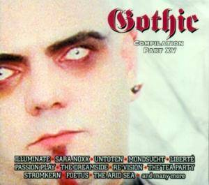 Gothic Compilation Part XV - Cover