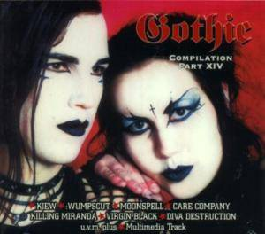 Cover - Care Company: Gothic Compilation Part XIV