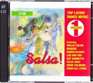 Cover - Pete Rodriguez: Salsa! Top Latino Dance Music