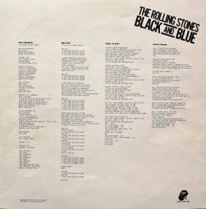 The Rolling Stones: Black And Blue (LP) - Bild 9