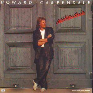 Howard Carpendale: Mittendrin - Cover