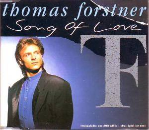 Cover - Thomas Forstner: Song Of Love