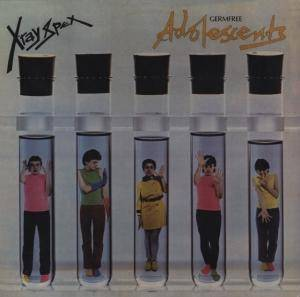 X-Ray Spex: Germfree Adolescents - Cover