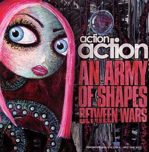 Cover - Action Action: Army Of Shapes Between Wars, An