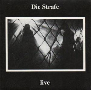 Cover - Strafe, Die: Live