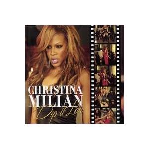 Christina Milian: Dip It Low - Cover