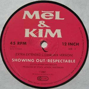 Cover - Mel & Kim: Showing Out / Respectable