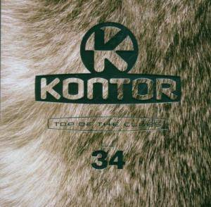 Cover - M.A.N.D.Y. Vs. Booka Shade: Kontor - Top Of The Clubs Vol. 34