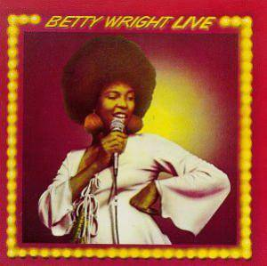 Betty Wright: Live - Cover