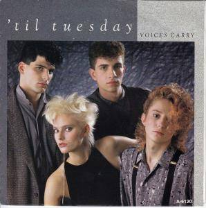 Cover - 'Til Tuesday: Voices Carry